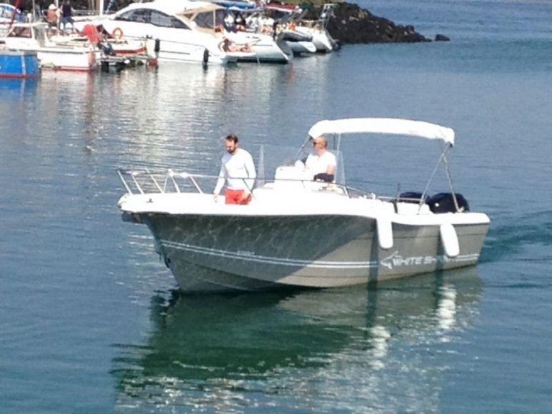 WHITE SHARK WHITE SHARK 285, Pornichet Yachting