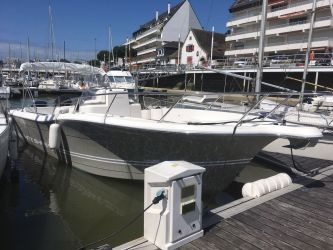 Annonce WHITE SHARK WHITE SHARK 285 d'occasion, Pornichet Yachting